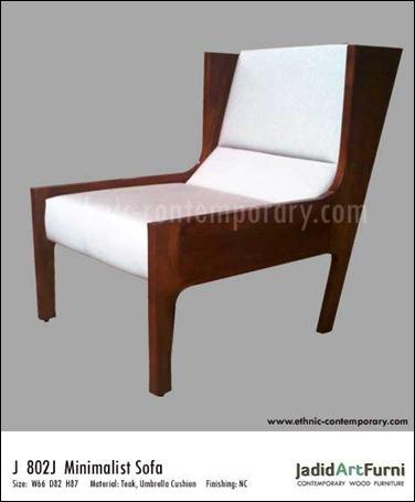Mebel Minimalis Sofa