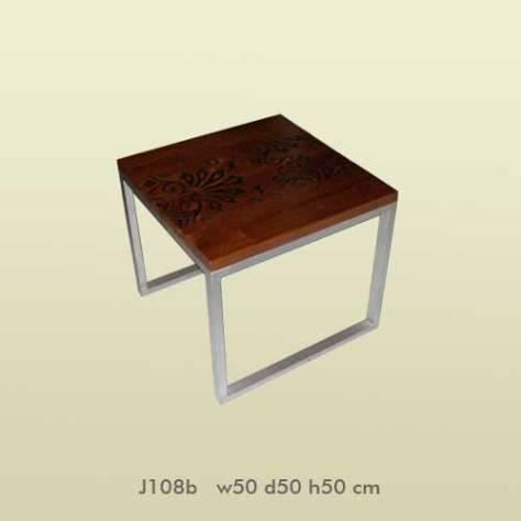 Meja Kecil Bujur Sangkar