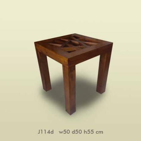 Meja Kecil  Silang